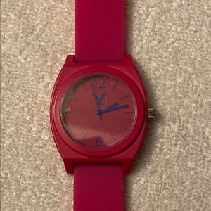 American Eagle Outfitters Pink Watch New